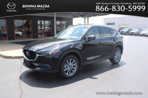 2021 Mazda CX-5 for sale at Bening Mazda in Cape Girardeau MO