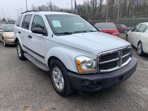 2005 Dodge Durango for sale at Super Wheels-N-Deals in Memphis TN