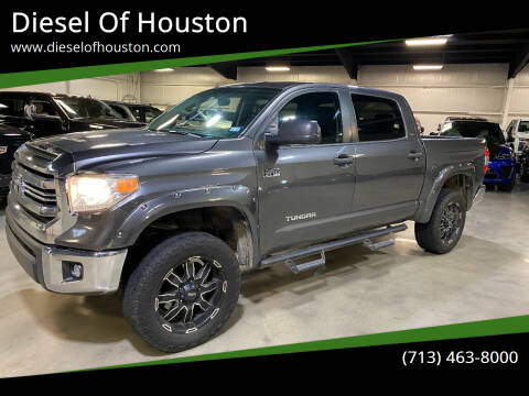 2016 Toyota Tundra for sale at Diesel Of Houston in Houston TX