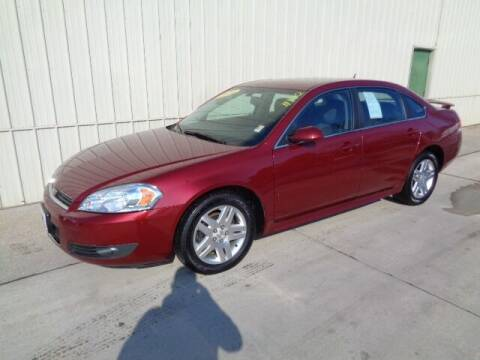 2010 Chevrolet Impala for sale at De Anda Auto Sales in Storm Lake IA