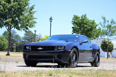 2013 Chevrolet Camaro for sale at Great Lakes Classic Cars & Detail Shop in Hilton NY