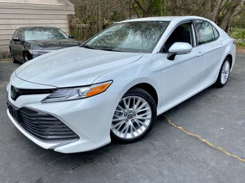 2019 Toyota Camry for sale at Lux Auto in Lawrenceville GA