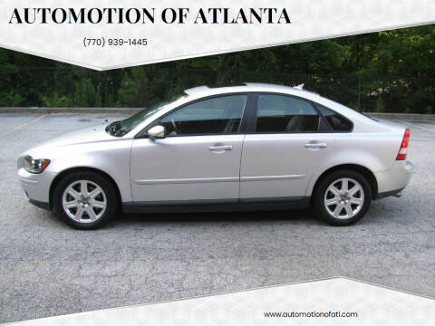 2006 Volvo S40 for sale at Automotion Of Atlanta in Conyers GA