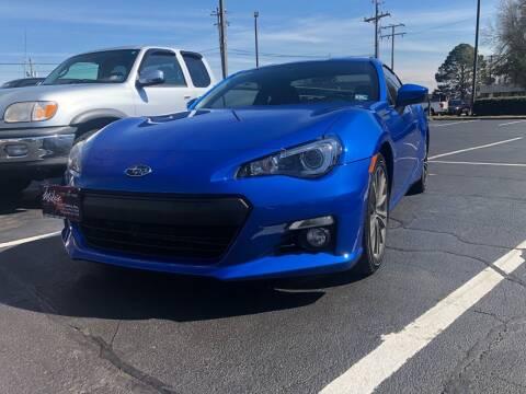 2013 Subaru BRZ for sale at Mike's Auto Sales INC in Chesapeake VA