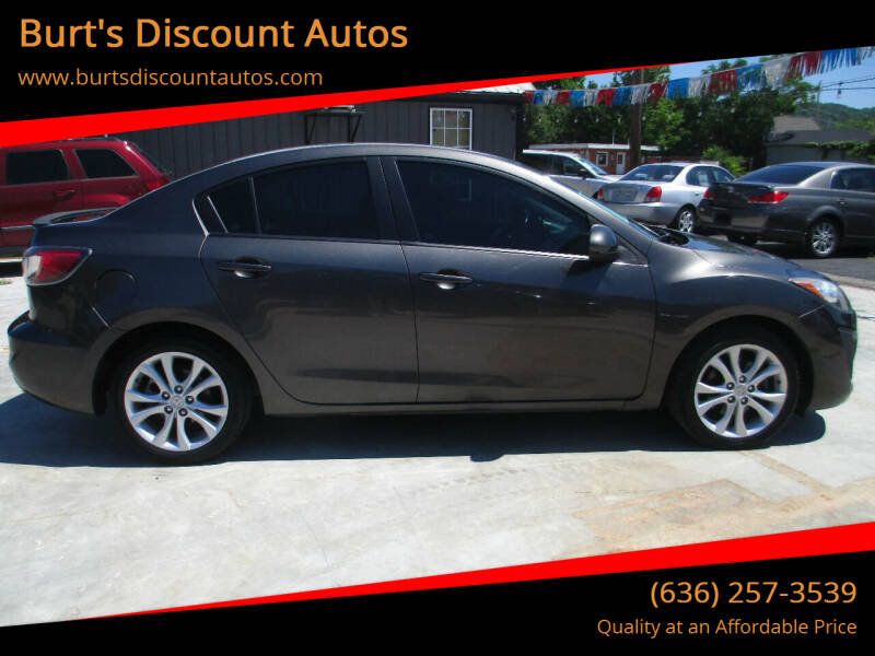 2010 Mazda MAZDA3 for sale at Burt's Discount Autos in Pacific MO