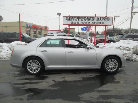 2012 Chrysler 300 for sale at Levittown Auto in Levittown PA