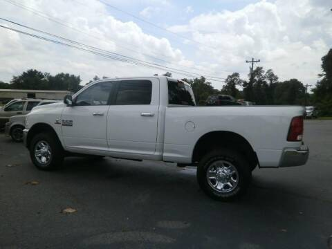 2015 RAM Ram Pickup 2500 for sale at Catawba Valley Motors in Hickory NC