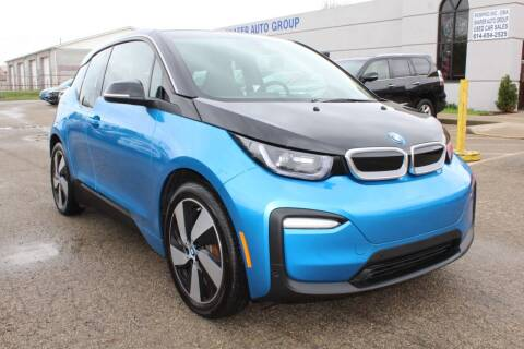 2018 BMW i3 for sale at SHAFER AUTO GROUP in Columbus OH