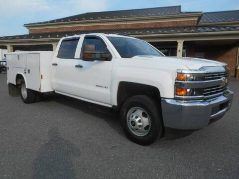 2016 Chevrolet Silverado 3500HD for sale at Nye Motor Company in Manheim PA