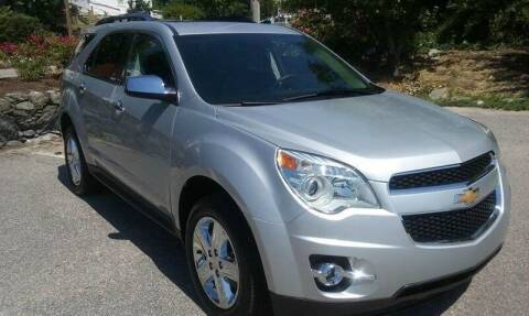 2015 Chevrolet Equinox for sale at Independent Auto Sales in Pawtucket RI