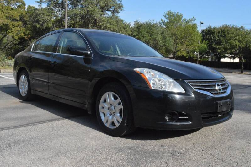 2012 Nissan Altima for sale at Coleman Auto Group in Austin TX