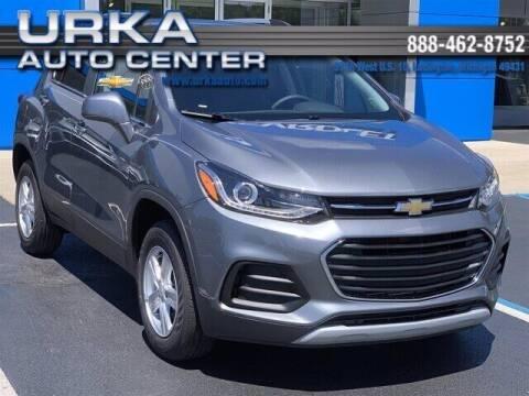 2020 Chevrolet Trax for sale at Urka Auto Center in Ludington MI