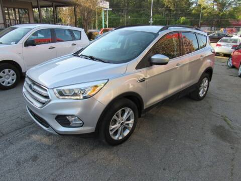 2017 Ford Escape for sale at King of Auto in Stone Mountain GA