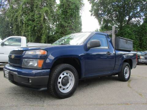 2010 Chevrolet Colorado for sale at Vigeants Auto Sales Inc in Lowell MA
