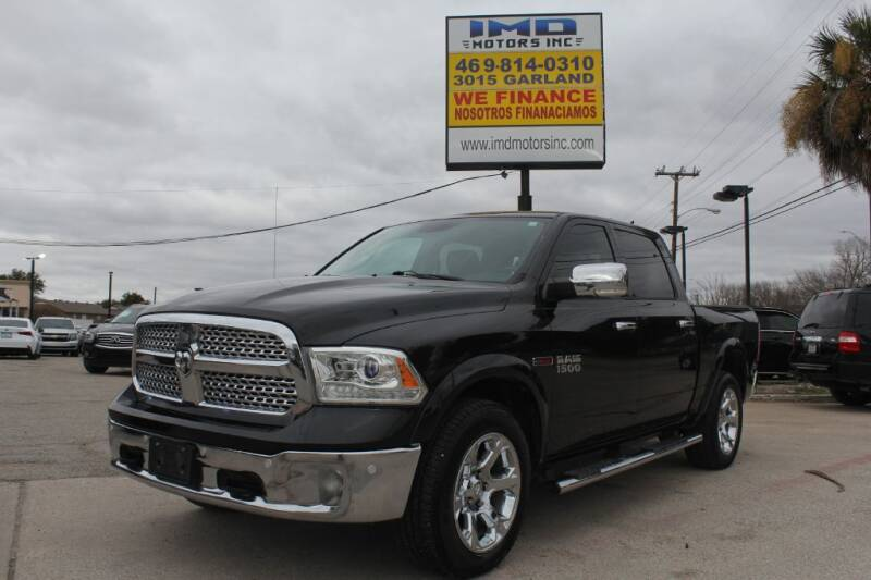 2016 RAM Ram Pickup 1500 for sale at Flash Auto Sales in Garland TX