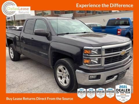 2015 Chevrolet Silverado 1500 for sale at Dallas Auto Finance in Dallas TX