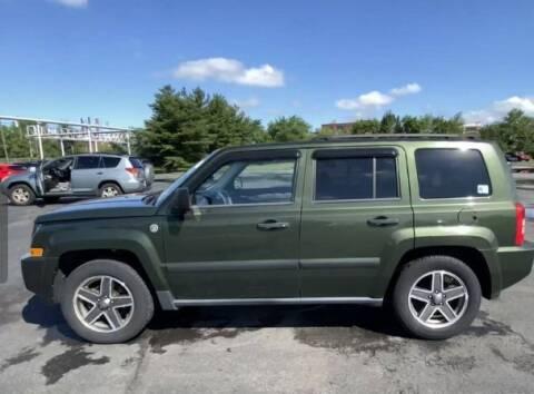 2008 Jeep Patriot for sale at 100 Motors in Bechtelsville PA