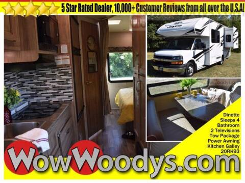 2019 Chevrolet Express Cutaway for sale at WOODY'S AUTOMOTIVE GROUP in Chillicothe MO