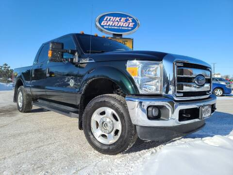 2012 Ford F-250 Super Duty for sale at Monkey Motors in Faribault MN