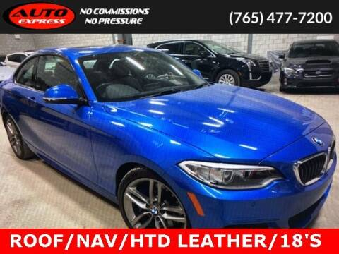 2017 BMW 2 Series for sale at Auto Express in Lafayette IN