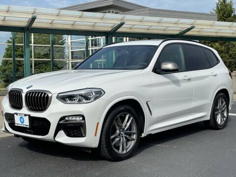 2019 BMW X3 for sale at GO AUTO BROKERS in Bellevue WA