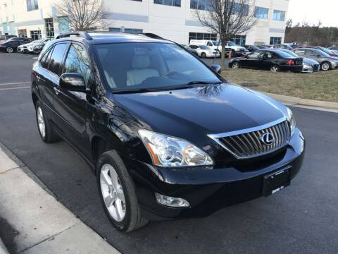 2009 Lexus RX 350 for sale at Dotcom Auto in Chantilly VA