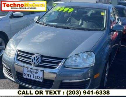 2006 Volkswagen Jetta for sale at Techno Motors in Danbury CT