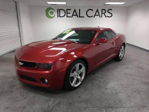 2013 Chevrolet Camaro for sale at Ideal Cars Atlas in Mesa AZ