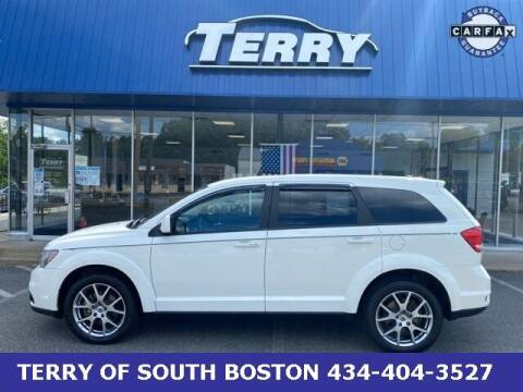 2018 Dodge Journey for sale at Terry of South Boston in South Boston VA