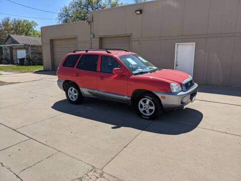 2004 Hyundai Santa Fe for sale at McPherson Car Connection LLC in Mcpherson KS