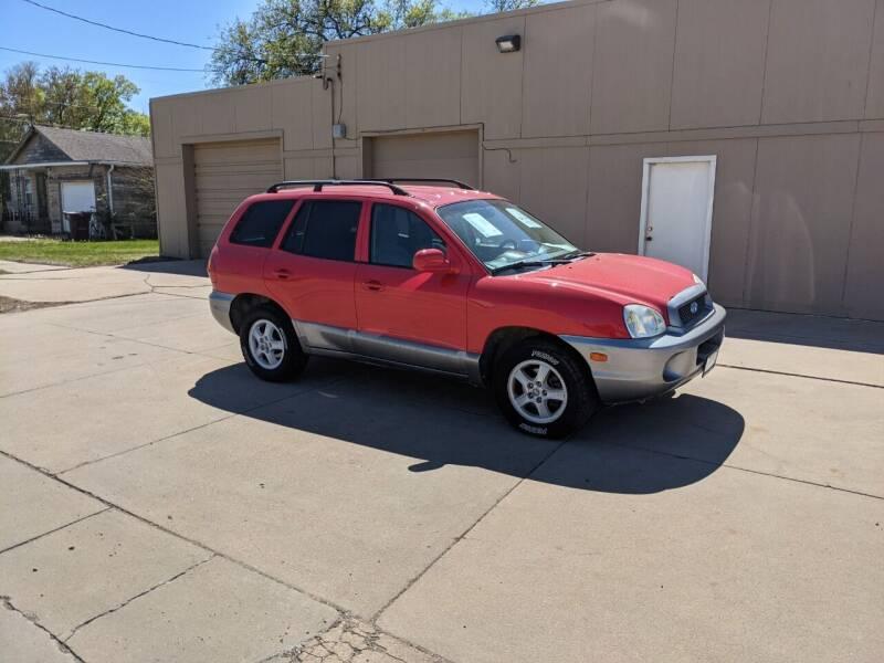 2004 Hyundai Santa Fe for sale at McPherson Car Connection LLC in Mcpherson KS