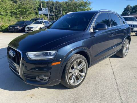 2015 Audi Q3 for sale at Auto Class in Alabaster AL