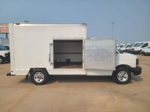 2008 GMC Savana Cutaway for sale at TRUCK N TRAILER in Oklahoma City OK