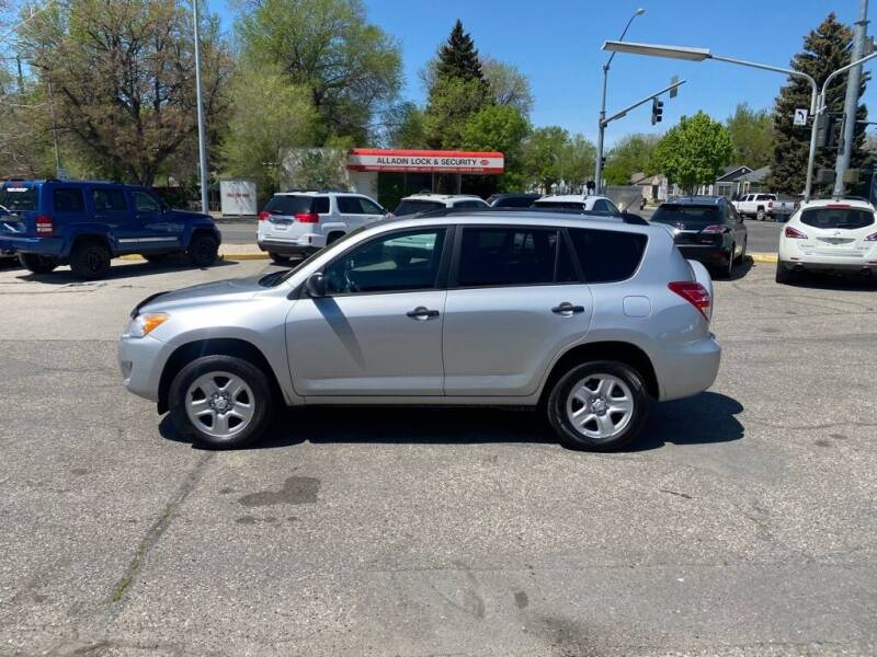 2012 Toyota RAV4 for sale at Auto Outlet in Billings MT