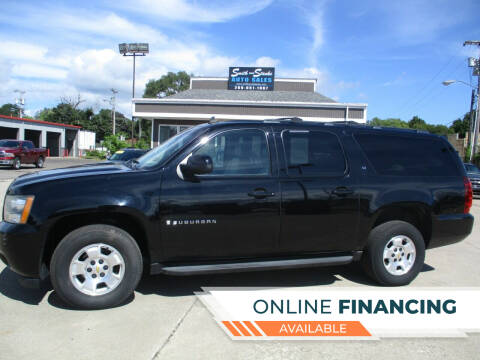 2009 Chevrolet Suburban for sale at Smith and Stanke Auto Sales in Sturgis MI