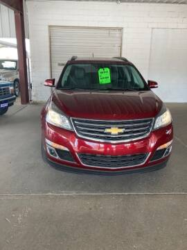 2015 Chevrolet Traverse for sale at Anderson Motors in Scottsbluff NE