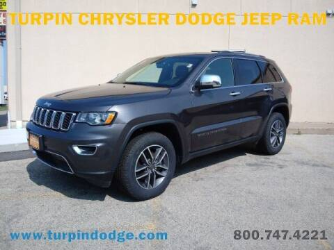 2019 Jeep Grand Cherokee for sale at Turpin Dodge Chrysler Jeep Ram in Dubuque IA