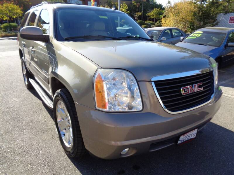 2007 GMC Yukon for sale at NorCal Auto Mart in Vacaville CA