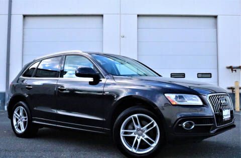 2015 Audi Q5 for sale at Chantilly Auto Sales in Chantilly VA