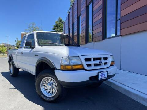 1999 Ford Ranger for sale at DAILY DEALS AUTO SALES in Seattle WA