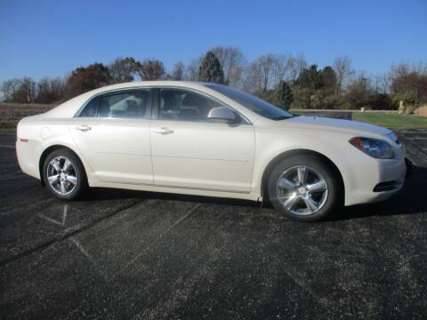 2011 Chevrolet Malibu for sale at Crossroads Used Cars Inc. in Tremont IL
