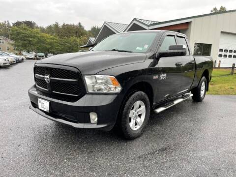 2018 RAM Ram Pickup 1500 for sale at Williston Economy Motors in South Burlington VT