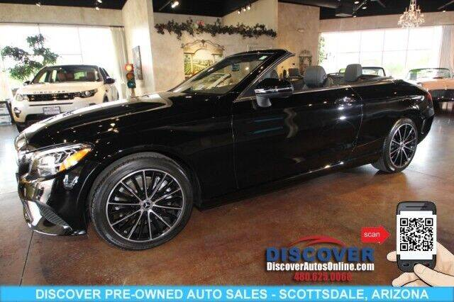2019 Mercedes-Benz C-Class for sale at Discover Pre-Owned Auto Sales in Scottsdale AZ