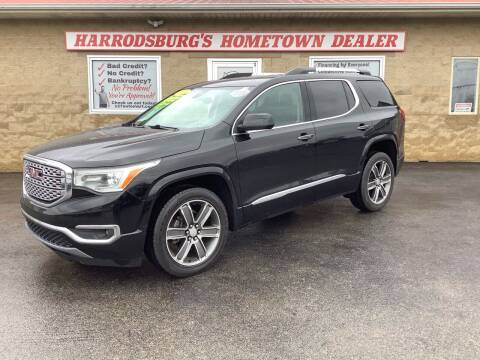 2019 GMC Acadia for sale at Auto Martt, LLC in Harrodsburg KY