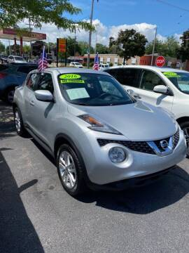 2016 Nissan JUKE for sale at Zs Auto Sales in Kenosha WI