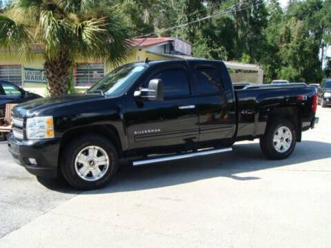 2012 Chevrolet Silverado 1500 for sale at VANS CARS AND TRUCKS in Brooksville FL