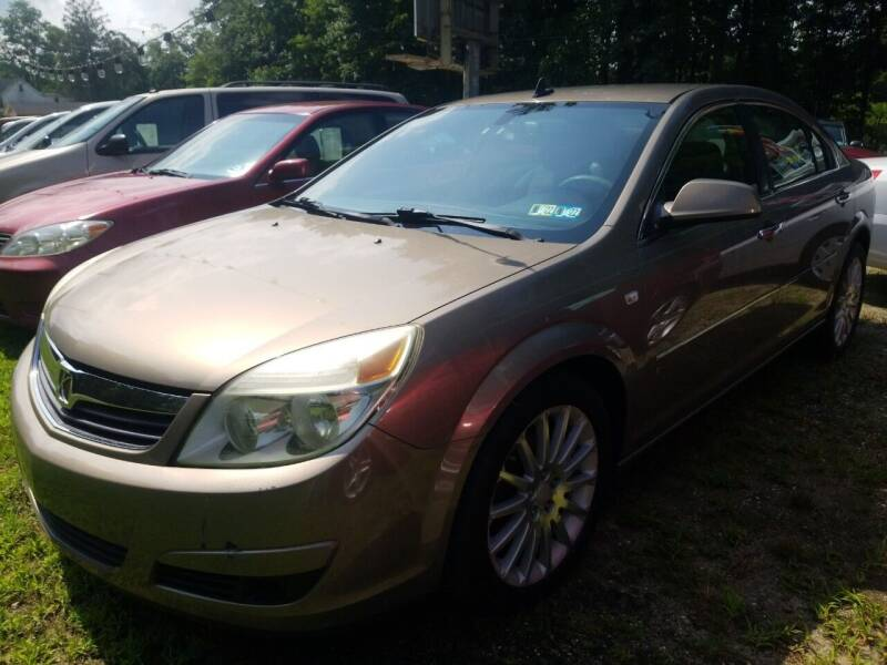 2007 Saturn Aura for sale at Ray's Auto Sales in Elmer NJ