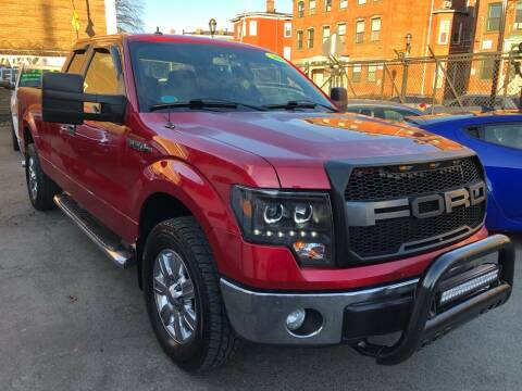 2011 Ford F-150 for sale at James Motor Cars in Hartford CT