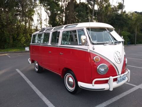 1974 Volkswagen Bus for sale at ADVANCE AUTOMALL in Doral FL