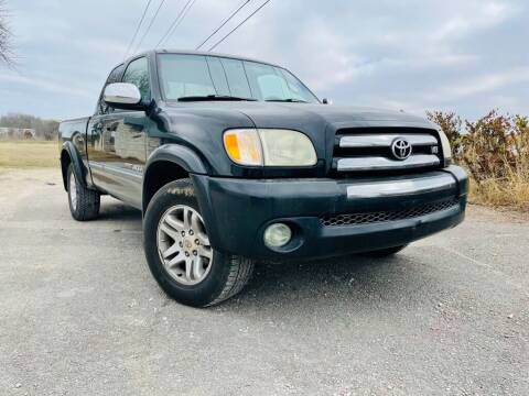 2004 Toyota Tundra for sale at South Point Auto Sales in Buda TX
